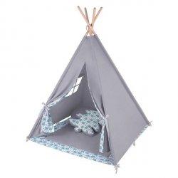 Lulando Namiot TIPI szary + jeże