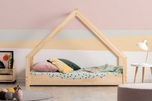 Łóżko dziecięce DOMEK LOCA D różne rozmiary