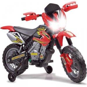 Feber Motocykl Cross na akumulator 6V dla Dzieci