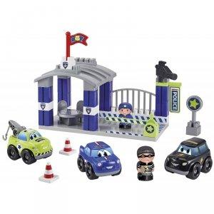 Ecoiffier Posterunek Policji z pojazdami