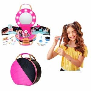 LOL Salon fryzjerski Surprise J.K. Beauty Hair Salon 5w1