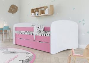 Łóżko dziecięce BABYDREAMS 180x80 cm