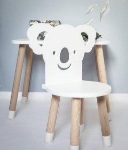 Krzesełko dla dziecka miś koala