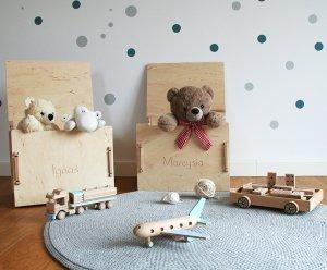 Skrzynia dziecięca na zabawki