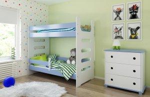 Łóżko piętrowe MATI różne kolory