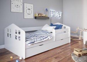 Łóżko dziecięce KACPER Domek 180x80