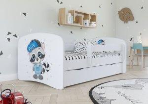 Łóżko dziecięce SZOP różne kolory 140x70 cm