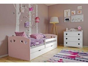 Łóżko dziecięce JULIA MIX 140x80 różne kolory
