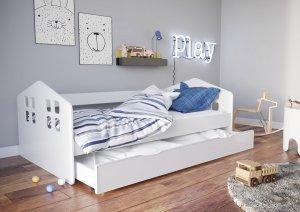 Łóżko dziecięce KACPER Domek 160x80