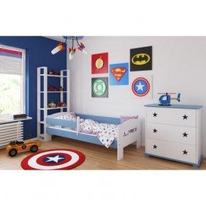 Łóżko dziecięce ADAŚ różne kolory