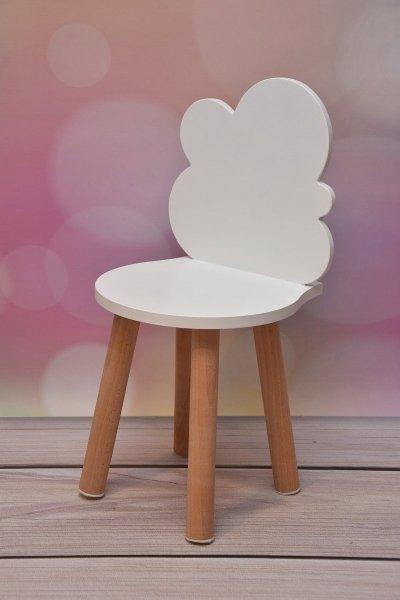 Krzesełko dziecięce chmurka