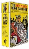 The 100% Plastic Rider Tarot Deck