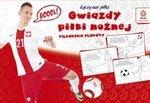 PZPN. Piłkarskie plakaty do kolorowania. Gwiazdy piłki nożnej