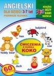 Angielski dla dzieci 23. Ćwiczenia z kurką Koko. 3-7 lat