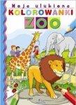 W Zoo Fiszki Edukacyjne Do Kolorowania