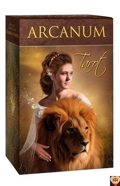 Arcanum Tarot, instr.pl