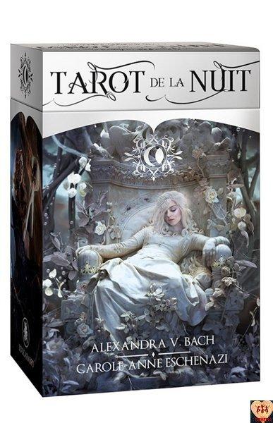 Tarot de la Nuit, instr.pl