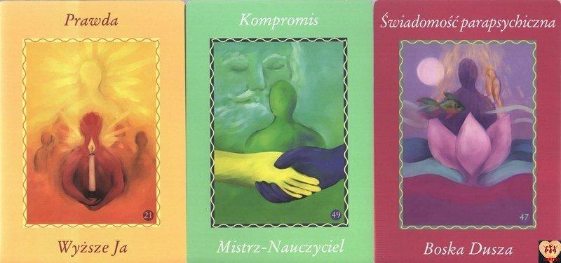 Karty Duchowi Przewodnicy + książka, Sonia Choquette