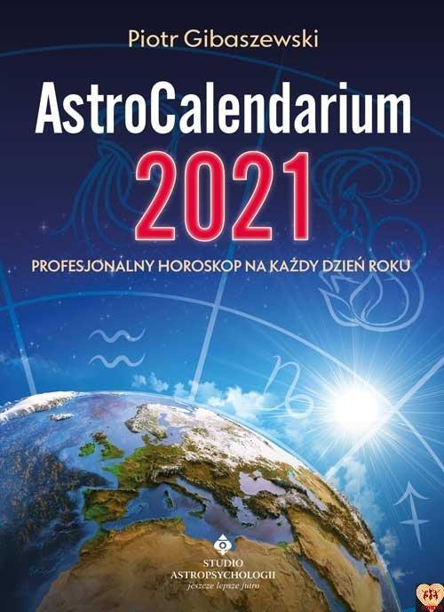 AstroCalendarium 2021 Piotr Gibaszewski