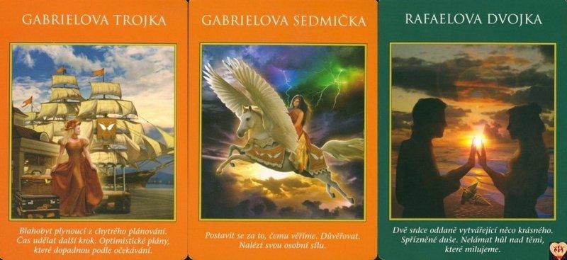 Archangel Tarot Doreen Virtue, Radleigh Valentine