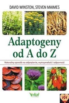 Adaptogeny od A do Z