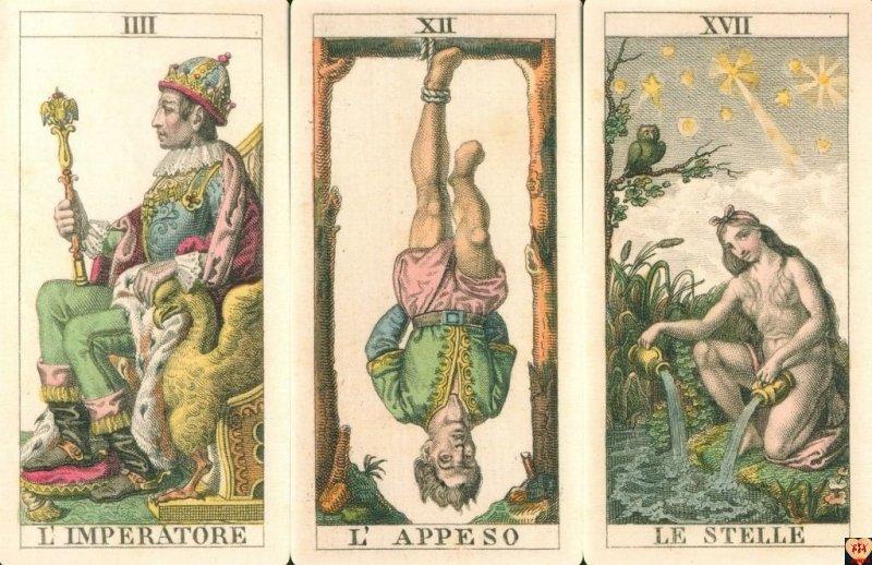 Tarocco Sopraffino Della Rocca - edycja limitowana, opis PL