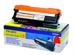Toner Brother TN-325Y Oryginalny Yellow