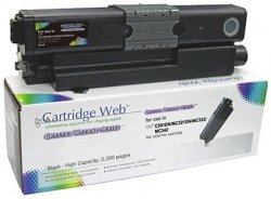 Toner Cartridge Web Black OKI C301 zamiennik 44973536