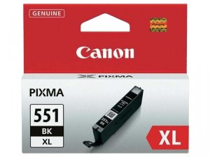 Tusz Canon CLI-551BK XL Black