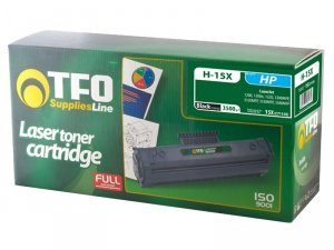 Toner TFO H-15X zamiennik HP 15X C7115X