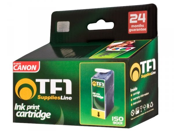Tusz TFO C-521M zamiennik do Canon CLI521M Magenta