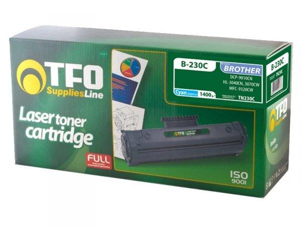 Toner TFO B-230C zamiennik Brother TN230 Cyan