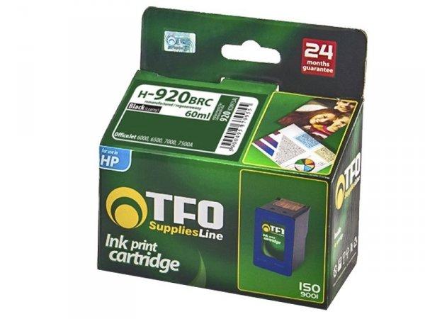 Tusz TFO H-920BR zamiennik do HP 920 XL Black CD975A