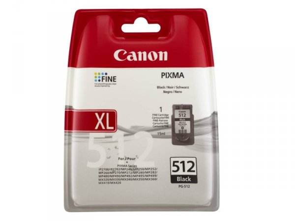 Tusz Canon PG-512 XL Black