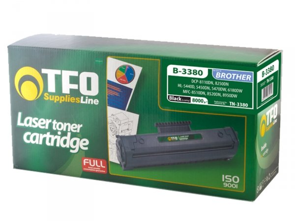 Toner TFO B-3380 zamiennik Brother TN3380