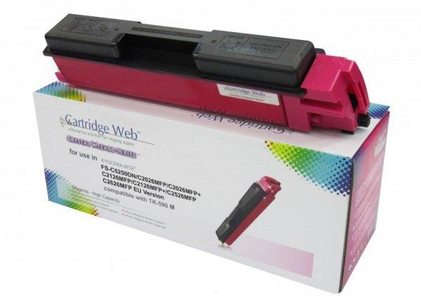 Toner Cartridge Web Magenta Kyocera TK590 zamiennik TK-590M