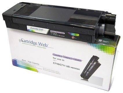 Toner Cartridge Web Black OKI C710/C711 zamiennik 44318608