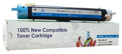 Toner Cartridge Web Cyan Xerox 6250 zamiennik 106R00672