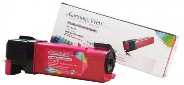 Toner Cartridge Web Magenta Xerox 6500 zamiennik 106R01602