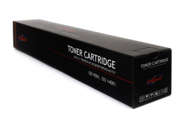 Toner JetWorld Czarny Canon iR-2016/iR-2020 zamiennik C-EXV14