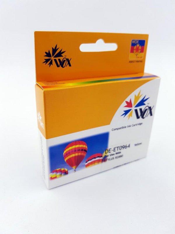 Tusz Wox Yellow EPSON T0964 zamiennik C13T09644010