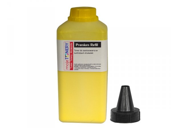 Toner (Zasypka) Yellow do Xerox / Dell High Glossy 500g chemical