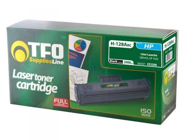 Toner TFO H-128ABC zamiennik HP 128A Black CE320A
