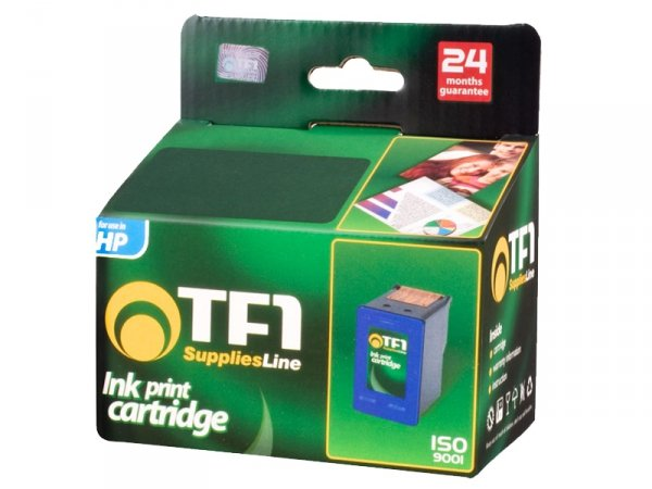 2-Pack Tuszy TFO H-338R / H-343R zamienniki do HP 338 Black i HP 343 Color C8765E C8766E