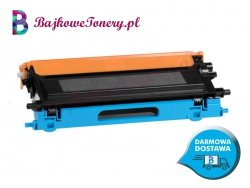 TONER ZAMIENNIK DO BROTHER TN-135C NIEBIESKI HL-4040, DCP-9040