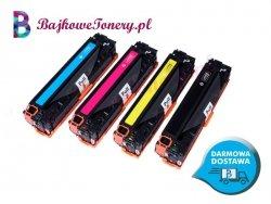 KOMPLET CMYK HP CF540X-543X M254, M280, M281