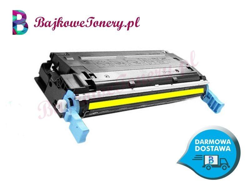 Toner HP C9722A Zabrze www.BajkoweTonery.pl