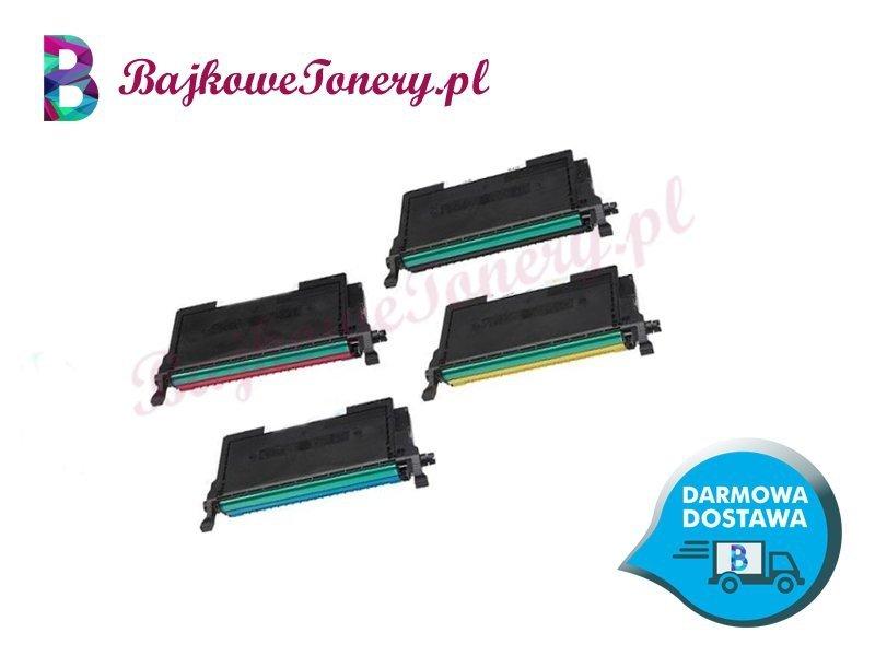 Toner Samsung CLT-Y5082L Zabrze www.BajkoweTonery.pl