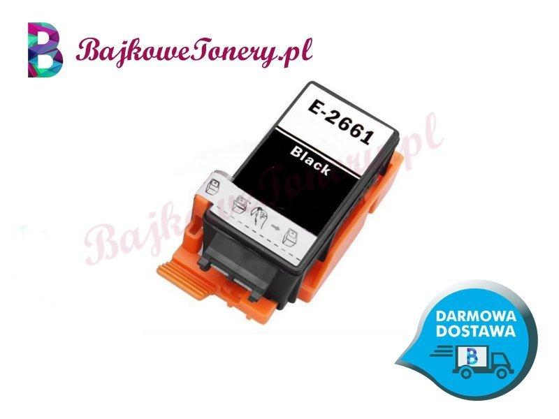 Tusz Epson T2661 Zabrze www.BajkoweTonery.pl