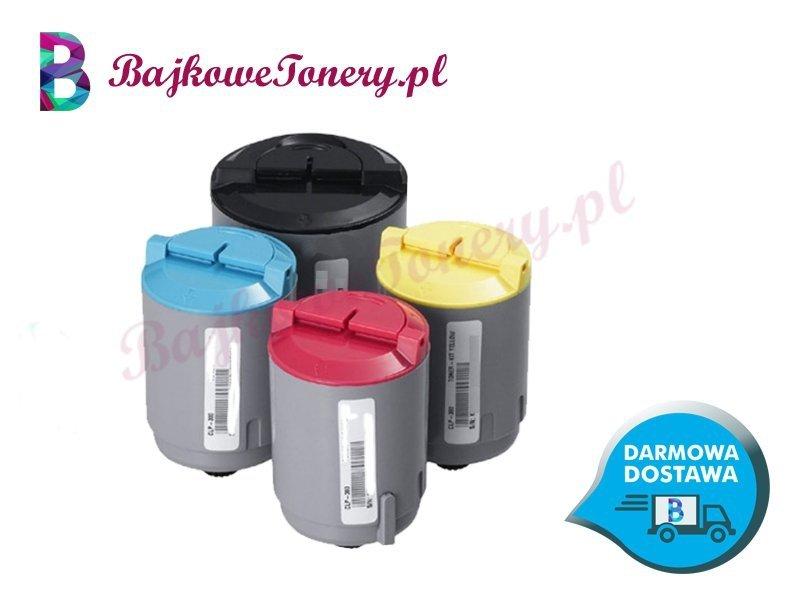 Toner Samsung CLP-Y300A Zabrze www.BajkoweTonery.pl